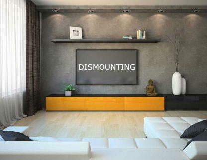 TV Dismounting