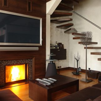 TV Installation Above Fireplace.jpg