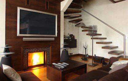 TV Installation Above Fireplace.jpg
